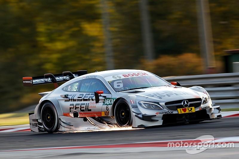 Mercedes communique ses pilotes pour 2017