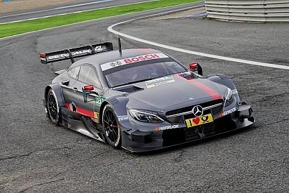 La Mercedes annuncia la sua line-up per il DTM e c'è anche Engel