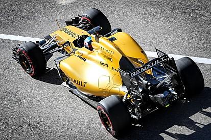 Officiel - Renault Sport F1 et BP/Castrol s'associent