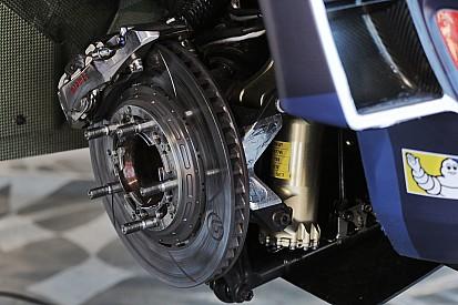WRC Plus: frenata con dischi più grandi e raffreddamento posteriore