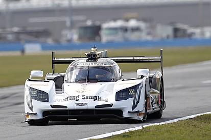 Daytona 24: Cadillac manda en la segunda práctica