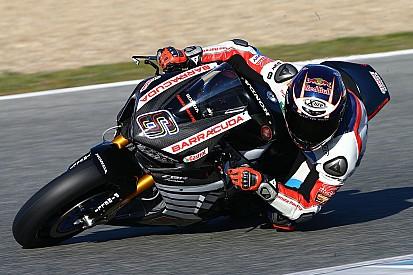 Stefan Bradl und Honda: Rückstand bei Superbike-Tests