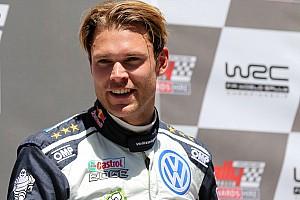 WRC 速報ニュース 【WRC】WRC2優勝のミケルセン「早くVWポロでWRC復帰したい」
