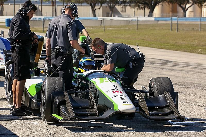 À Sebring, Sébastien Bourdais s'habitue au Dale Coyne Racing