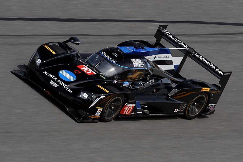 24h Daytona: Cadillac von Wayne Taylor Racing führt Abschlusstraining an
