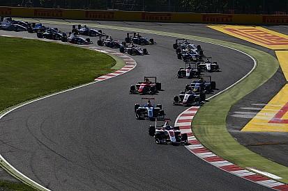 Otto round nel calendario GP3 2017, sette in concomitanza con la F.1