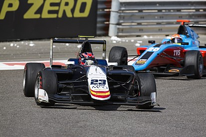 GP3-Saison 2017 mit 8 Rennwochenenden
