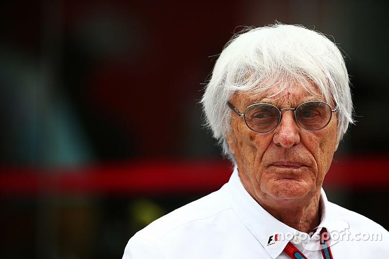 Ecclestone dément vouloir monter une série rivale de la F1