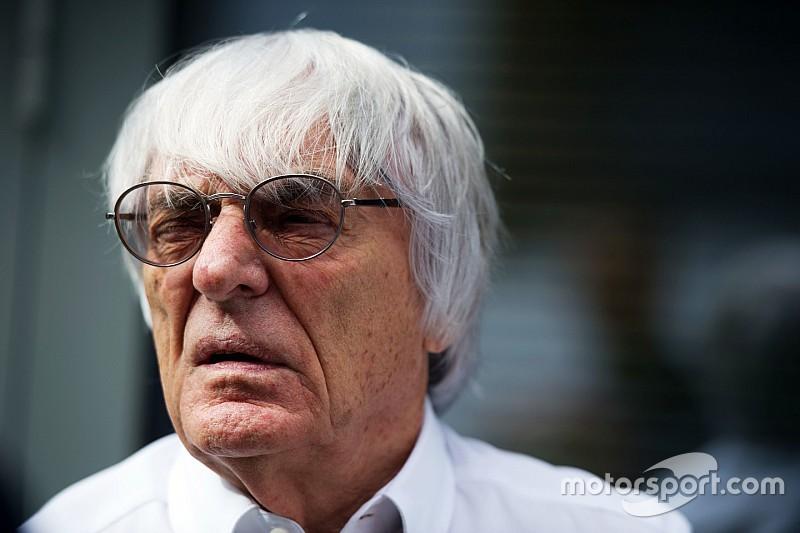 埃克莱斯顿:我最不想看到F1遭损害