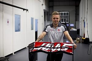 Monster Energy NASCAR Cup Röportaj Magnussen: NASCAR kesinlikle yapacağım bir şey