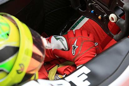 Mick Schumacher dobogós lett a második versenyen Indiában