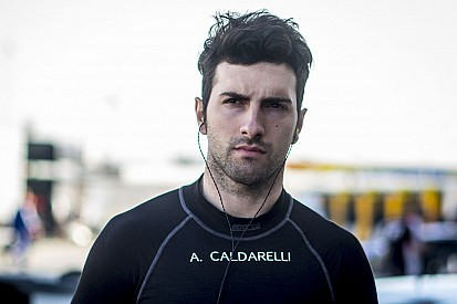 """Caldarelli: """"Sono affascinato dall'automobilismo Usa"""""""