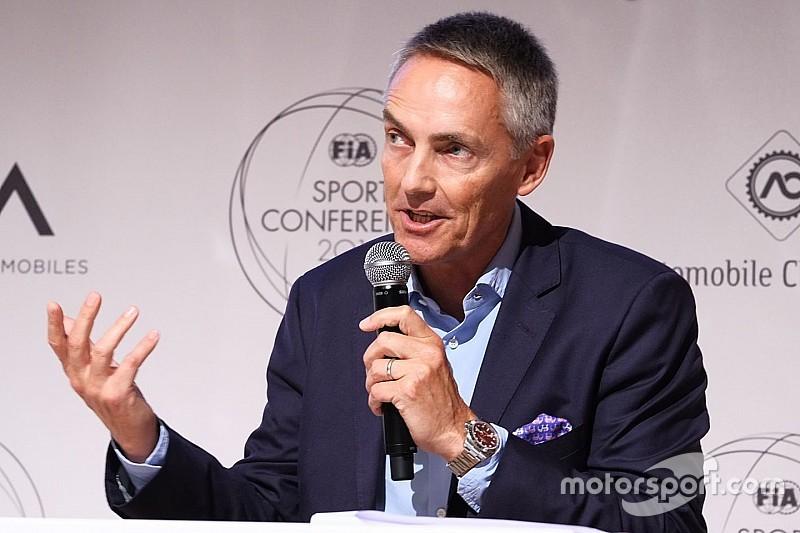 """Whitmarsh - En F1, le temps est venu pour """"de nouvelles idées"""""""