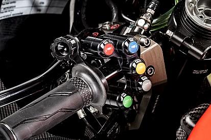 Обзор: «пульт управления» Ducati