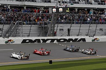 24h Daytona nach 2 Stunden: Cadillac-Dreikampf an der Spitze