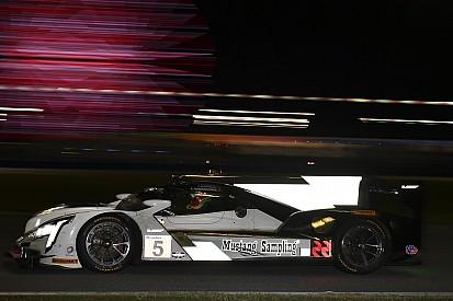 24h Daytona nach 6 Stunden: Dunkelheit, Regen, Spektakel