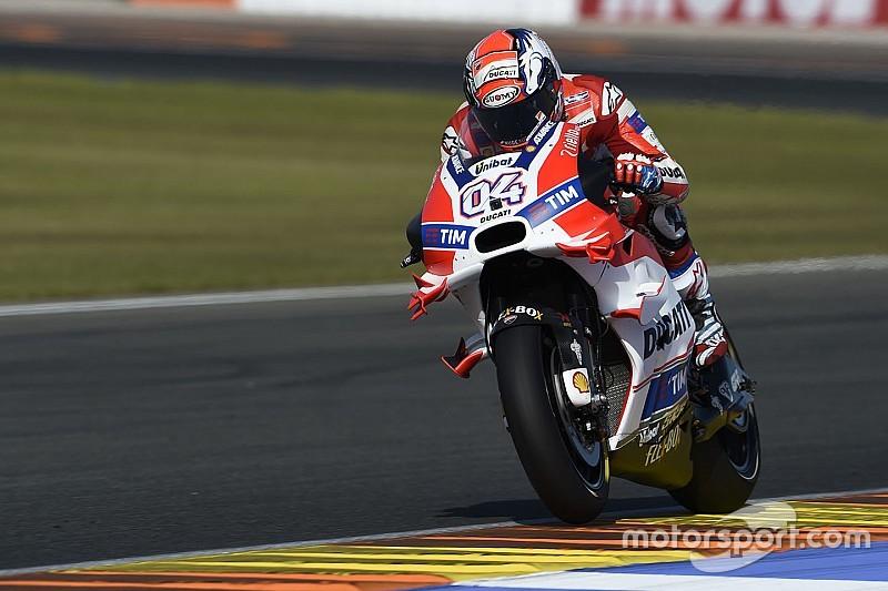 【MotoGP】ドヴィツィオーゾ「チームの実力は第4戦までわからない」