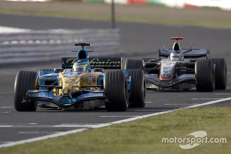 Pirelli désigne ses 10 meilleurs GP des 30 dernières années