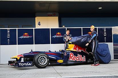 Все чемпионские машины Формулы 1: 2010-2016