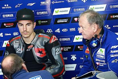 Yamaha traitera Viñales et Rossi de la même façon, assure Forcada