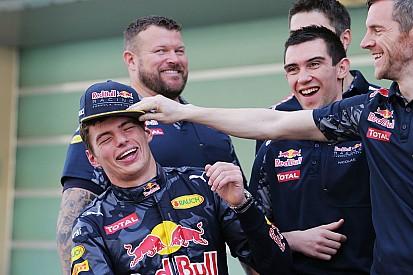 """Newey: """"El estilo de pilotaje de Verstappen recuerda a Nigel Mansell"""""""