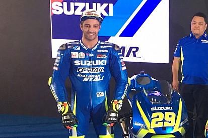 """Iannone: """"Sono contento di essere al centro del progetto Suzuki"""""""
