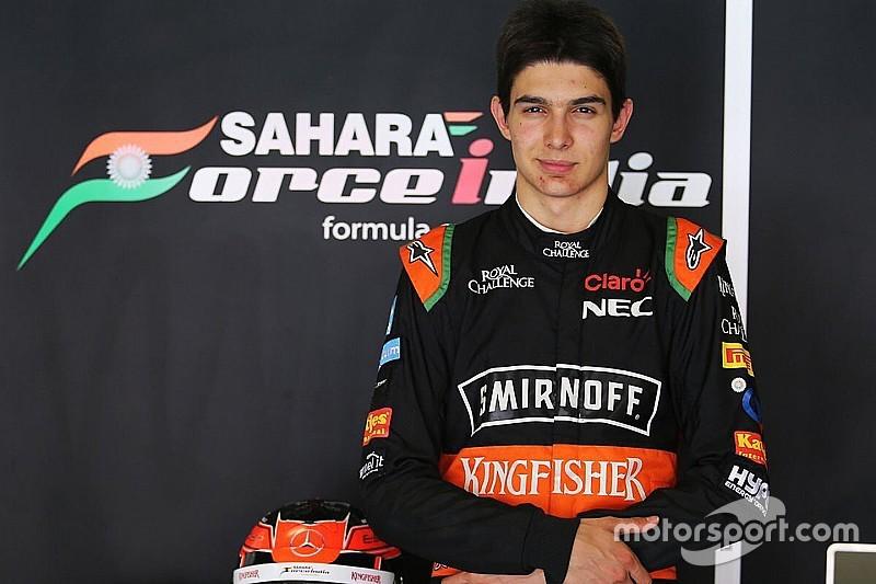 【F1】フォースインディア「オコンがメルセデスの育成でも問題ない」