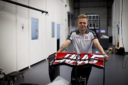 "Magnussen: ""Me gustaría probar algún día en la NASCAR"""