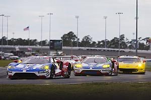 Daytona 24 Hours: A 3 horas del final Cadillac y Ferrari en la punta