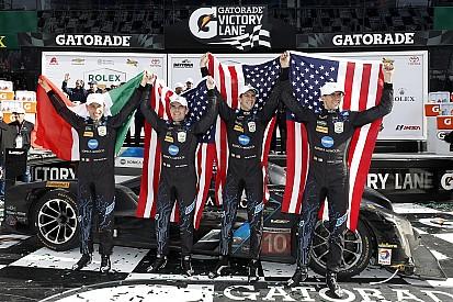 "Daytona-Sieger Taylor, Taylor, Angelelli, Gordon: ""Unbedingt gewinnen"""