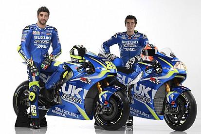 【MotoGP】スズキ最新マシンを発表「昨年の勝利は始まりにすぎない」