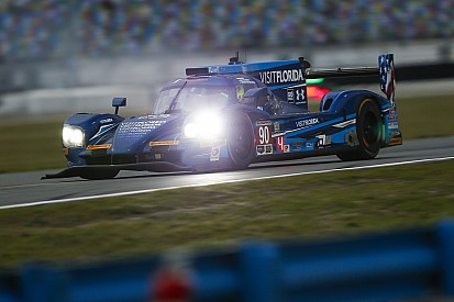 """Van der Zande derde op Daytona: """"Een overwinning op zich"""""""