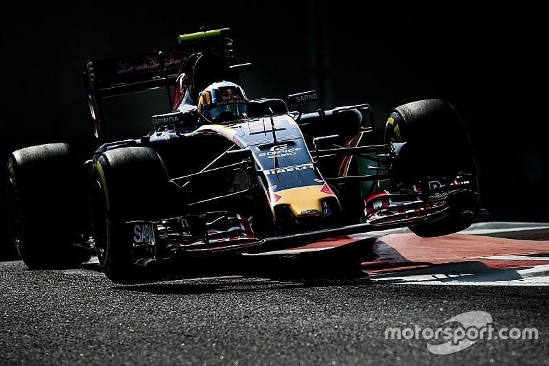 Sainz - Toro Rosso peut viser la 5e place avec Renault