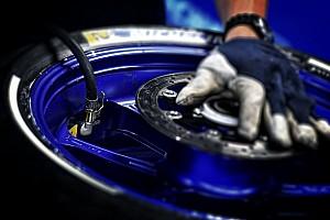 MotoGP Ultime notizie Michelin: primo test dell'identificazione automatica delle gomme
