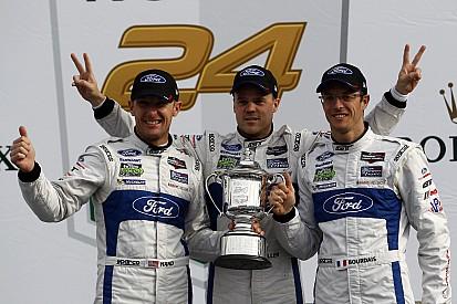 Bourdais et Ford encore au top à Daytona