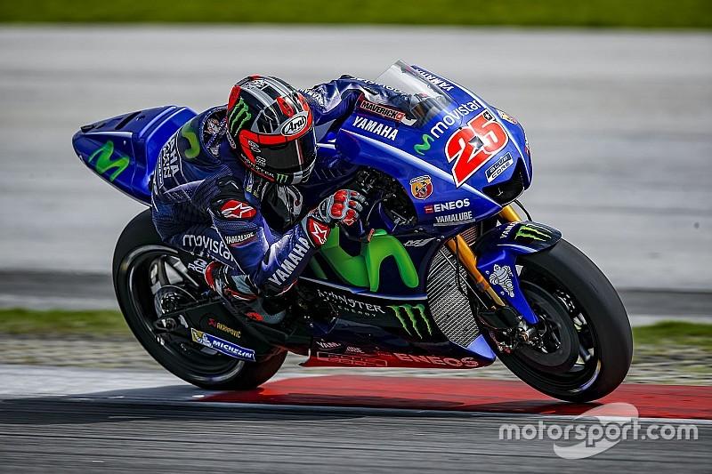 【MotoGP】レースペース向上に取り組んでいた3番手ビニャーレス