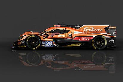 G-Drive bermitra dengan TDS, Rusinov bakal kembali turun di WEC LMP2