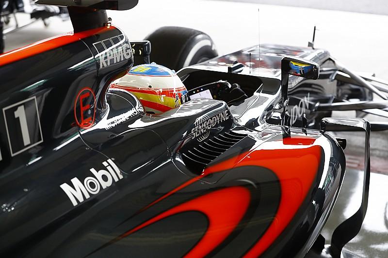 迈凯伦赢得F1引擎传感器竞标