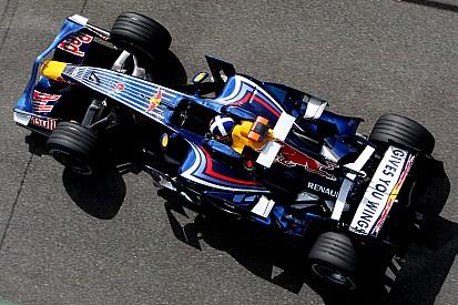 Mindenhol F1-es autók és alkatrészek: igazi mennyország