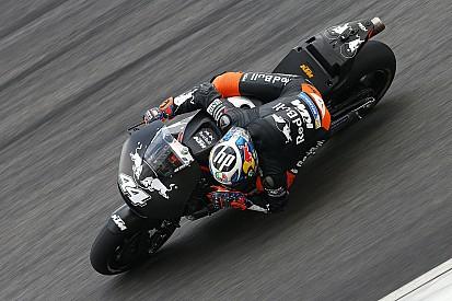 Sebastian Risse (KTM MotoGP): Noch genug Teile zum Testen