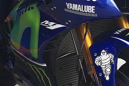 """【MotoGP】ヤマハ""""隠しウイング""""を装備。失ったダウンフォース獲得へ"""