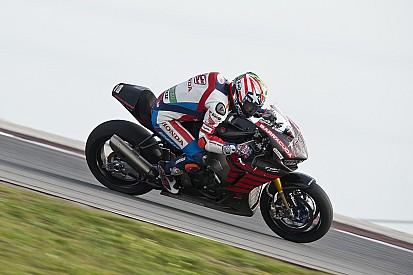 Nicky Hayden nach 2. Test mit der neuen Superbike-Fireblade frustriert