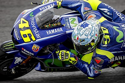 """Rossi - """"Ça avait mal commencé"""" avec la nouvelle Yamaha"""