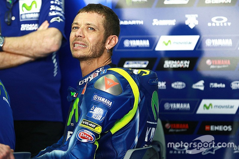"""Rossi: """"Márquez se esconde, no me extrañaría que nos metiera medio segundo"""""""