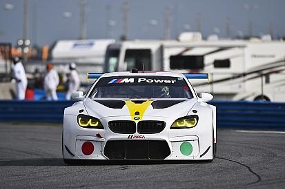 24 Ore di Daytona: anche la BMW M6 è diventata un'opera d'arte