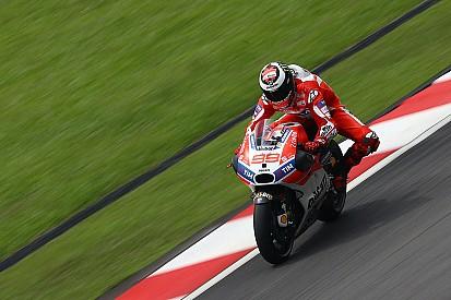 【MotoGP】ロレンソ「ブレーキングのパフォーマンス改善が課題」
