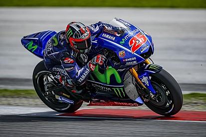 Tes Sepang: Vinales ungguli Marquez dan Rossi
