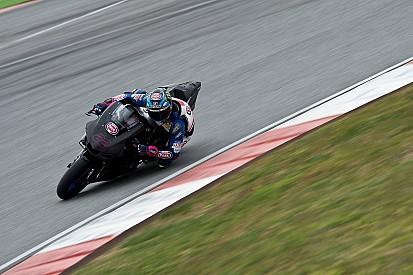 Roulage et constance pour Yamaha lors des tests de pré-saison