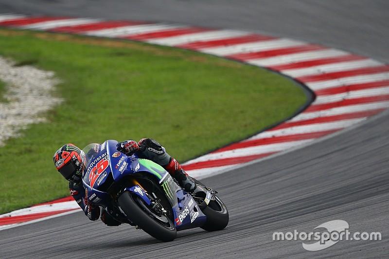 Viñales voor Marquez op laatste dag MotoGP-test Sepang