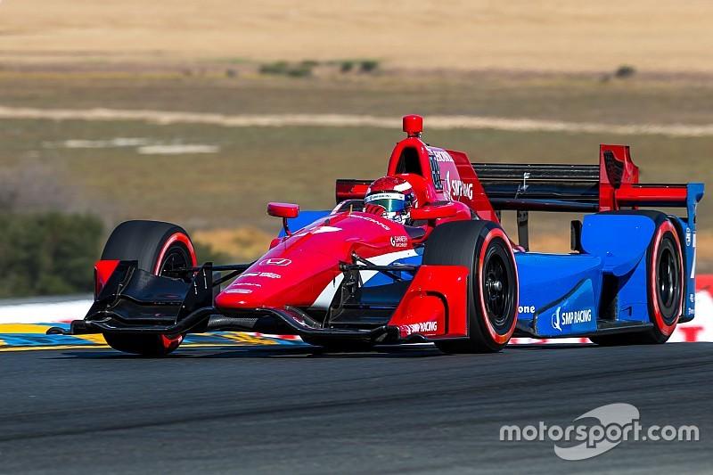 Mikhail Aleshin sera bien en IndyCar en 2017